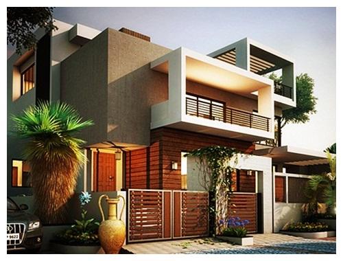 3exterior design construction architectural 3d building design service in bangladesh for Building exterior design ideas